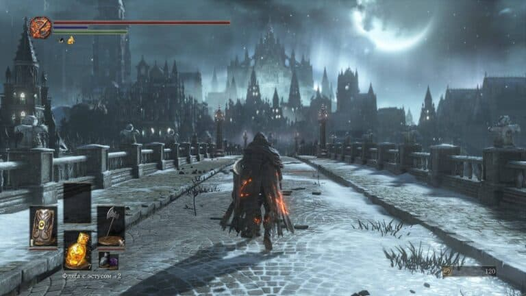 Обзор Dark Souls III – «Вершина мастерства»