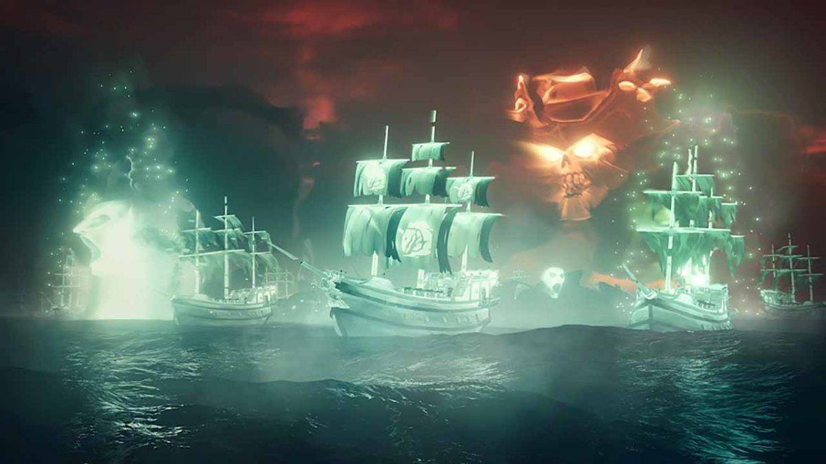 Sea of Thieves первая версия игры