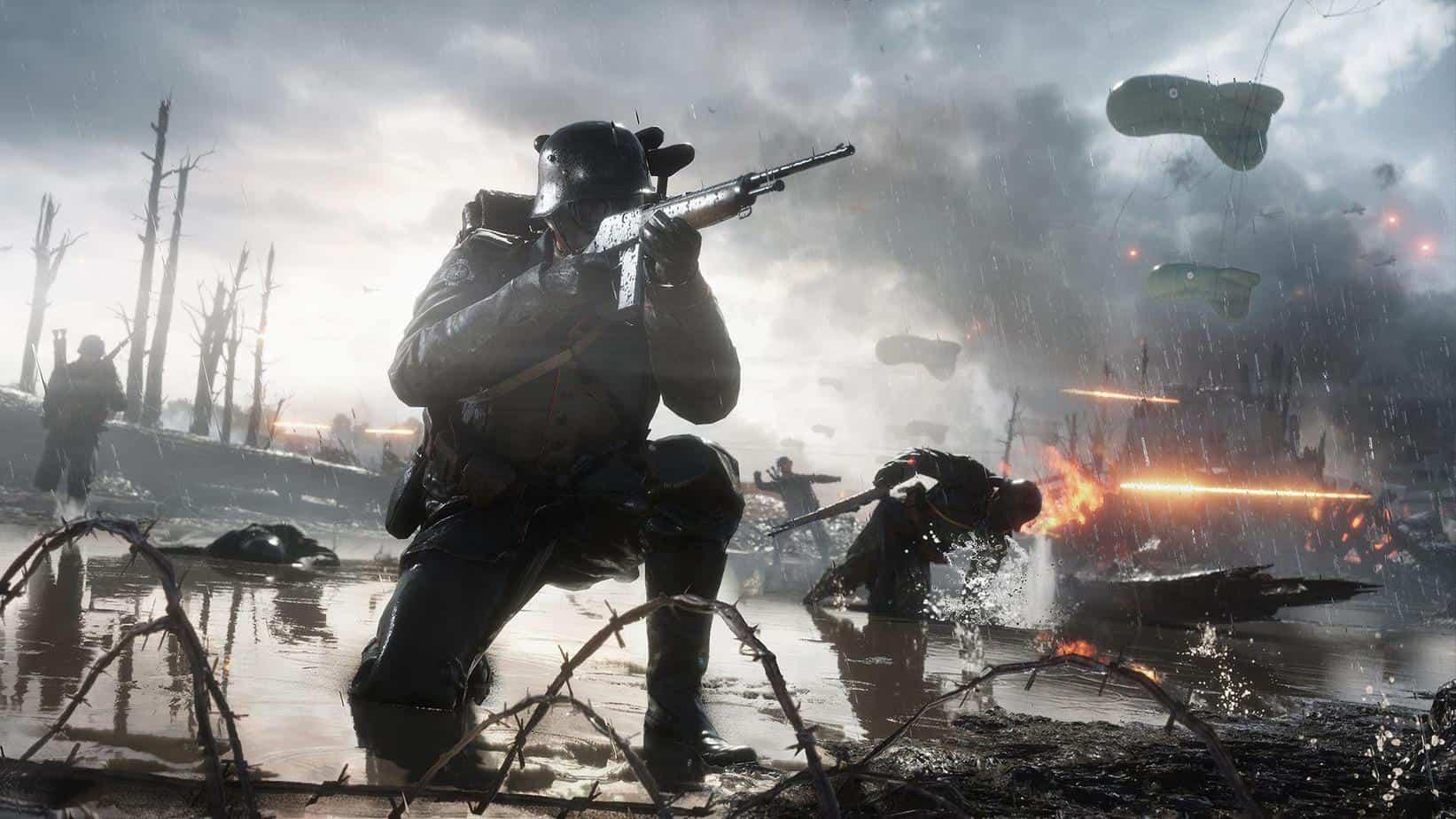 Battlefield 1 одиночная компания