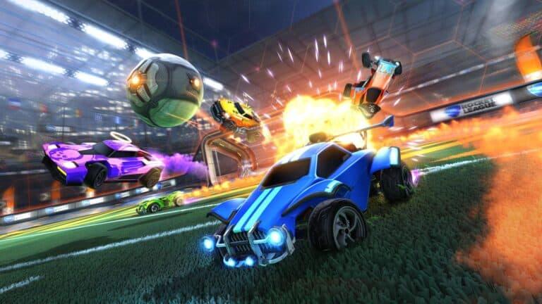 Обзор Rocket League – «Необычный футбол»