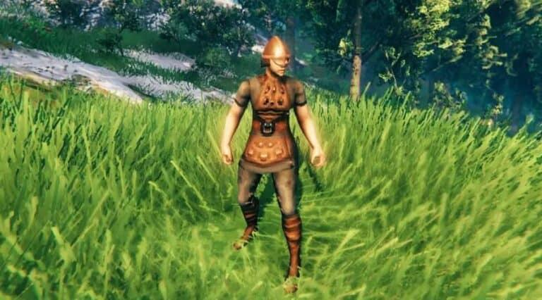 Броня Valheim: лучшая броня, волчья, из металла