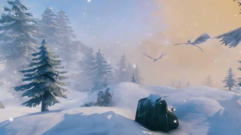 Valheim холод: как защититься от холода в игре?
