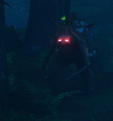 Грейдворф-дикарь Valheim