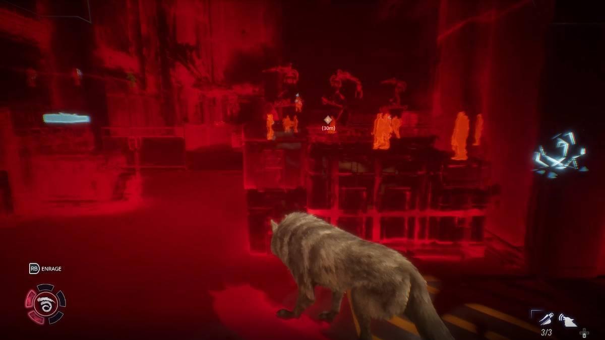 Werewolf: The Apocalypse – Earthblood графика игры