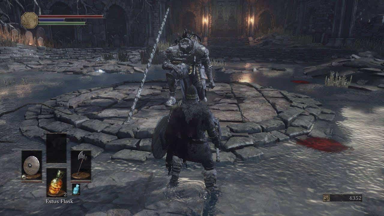 Dark Souls III история игры