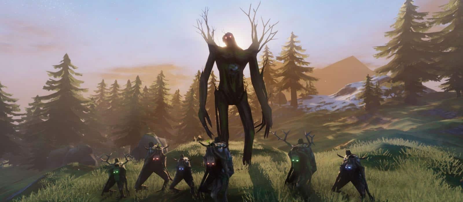 Убийство Древнего босса Valheim