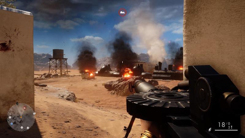 Battlefield 1 кастомизация игры