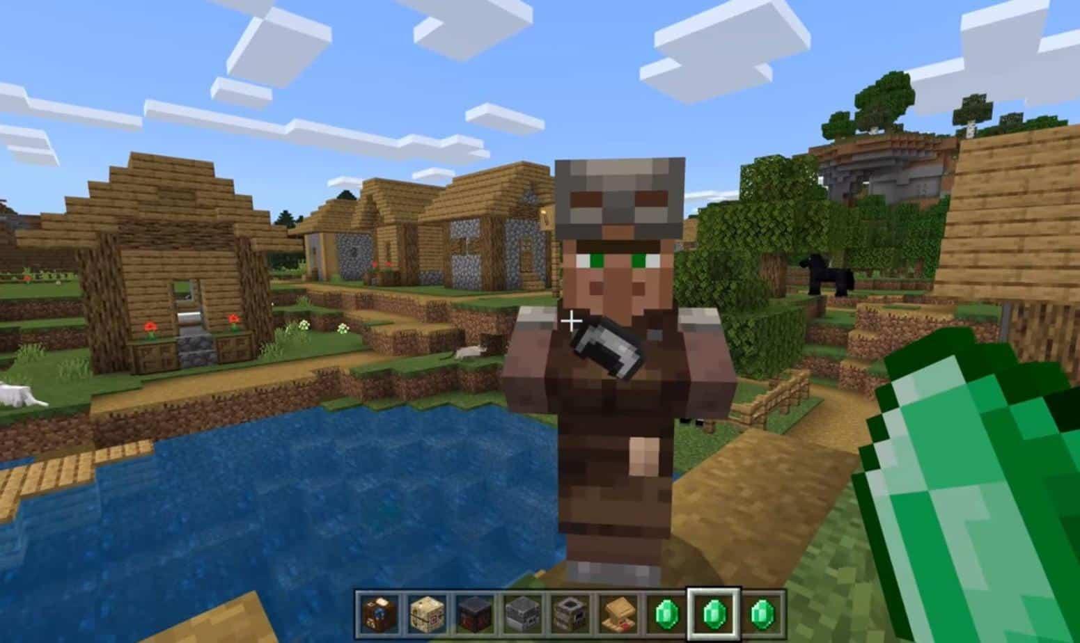 Minecraft геймплей игры