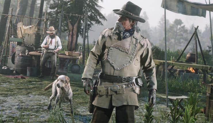 Red Dead Redemption Online роли игроков