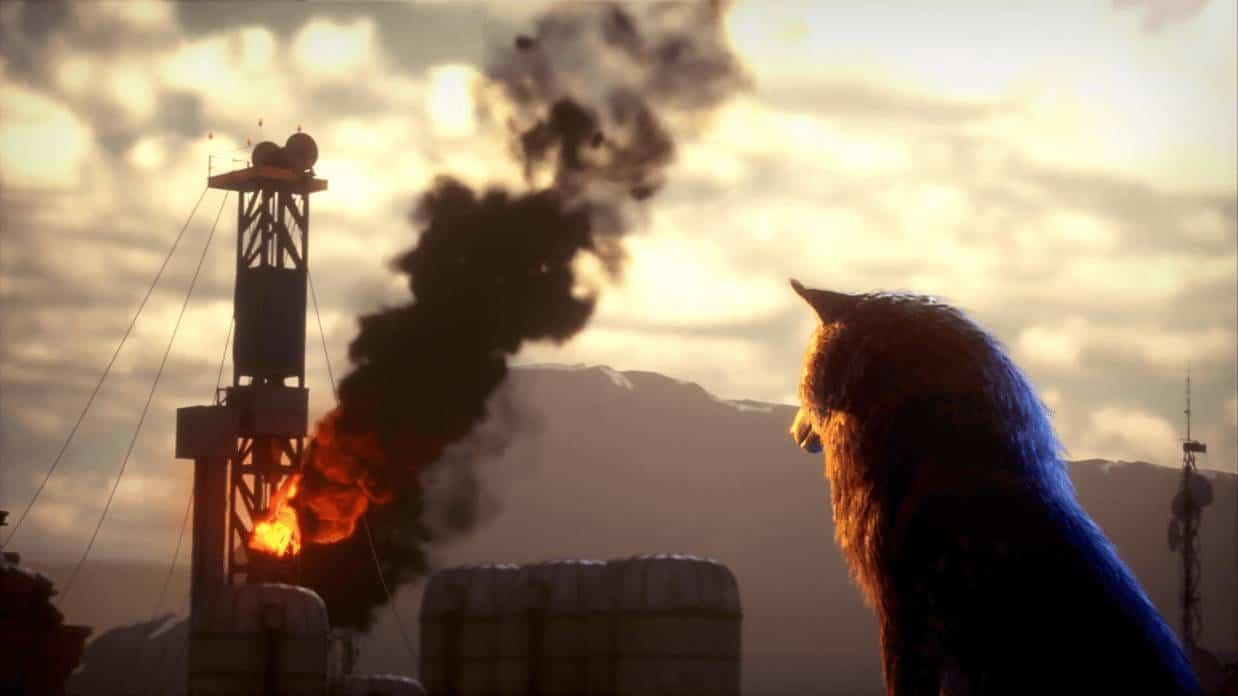 Werewolf: The Apocalypse – Earthblood геймплей