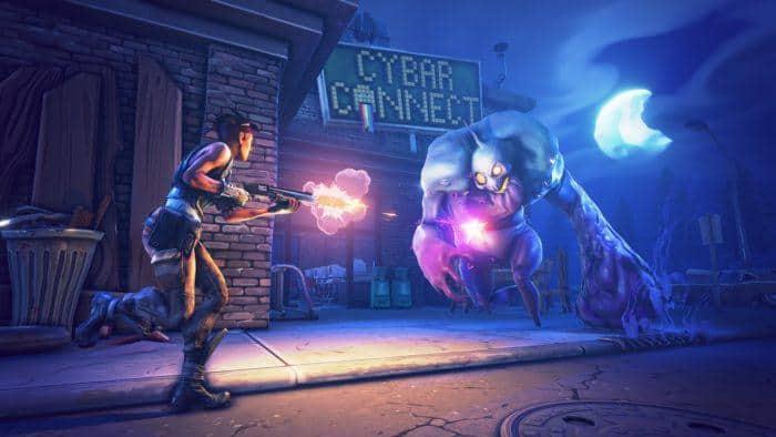 Fortnite сценарий и геймплей игры