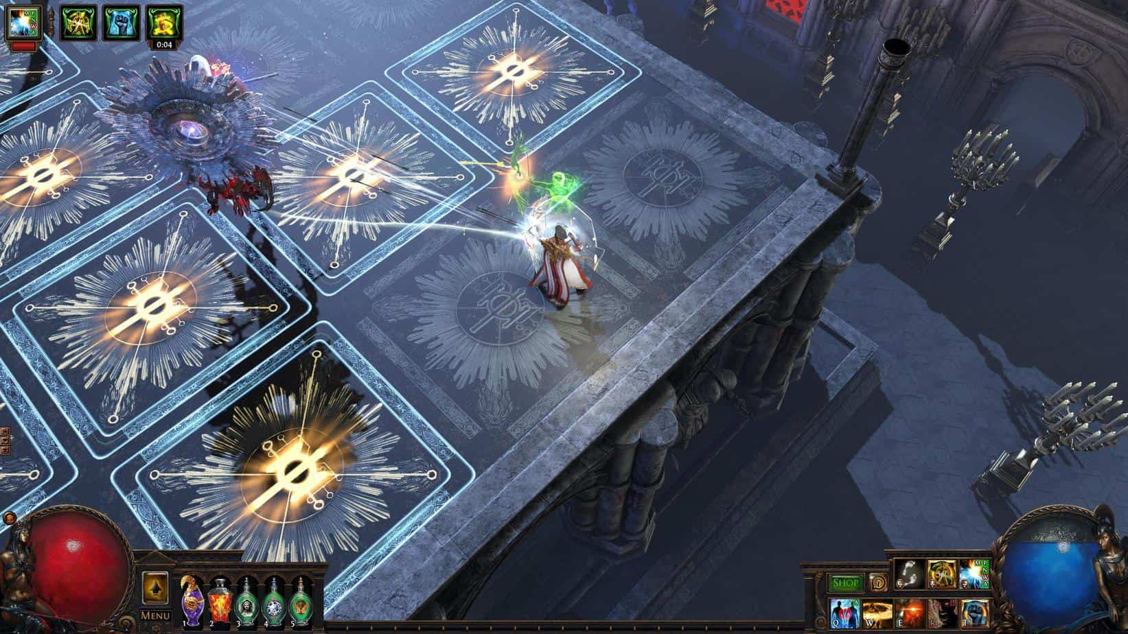 Path of Exile боссы в игре