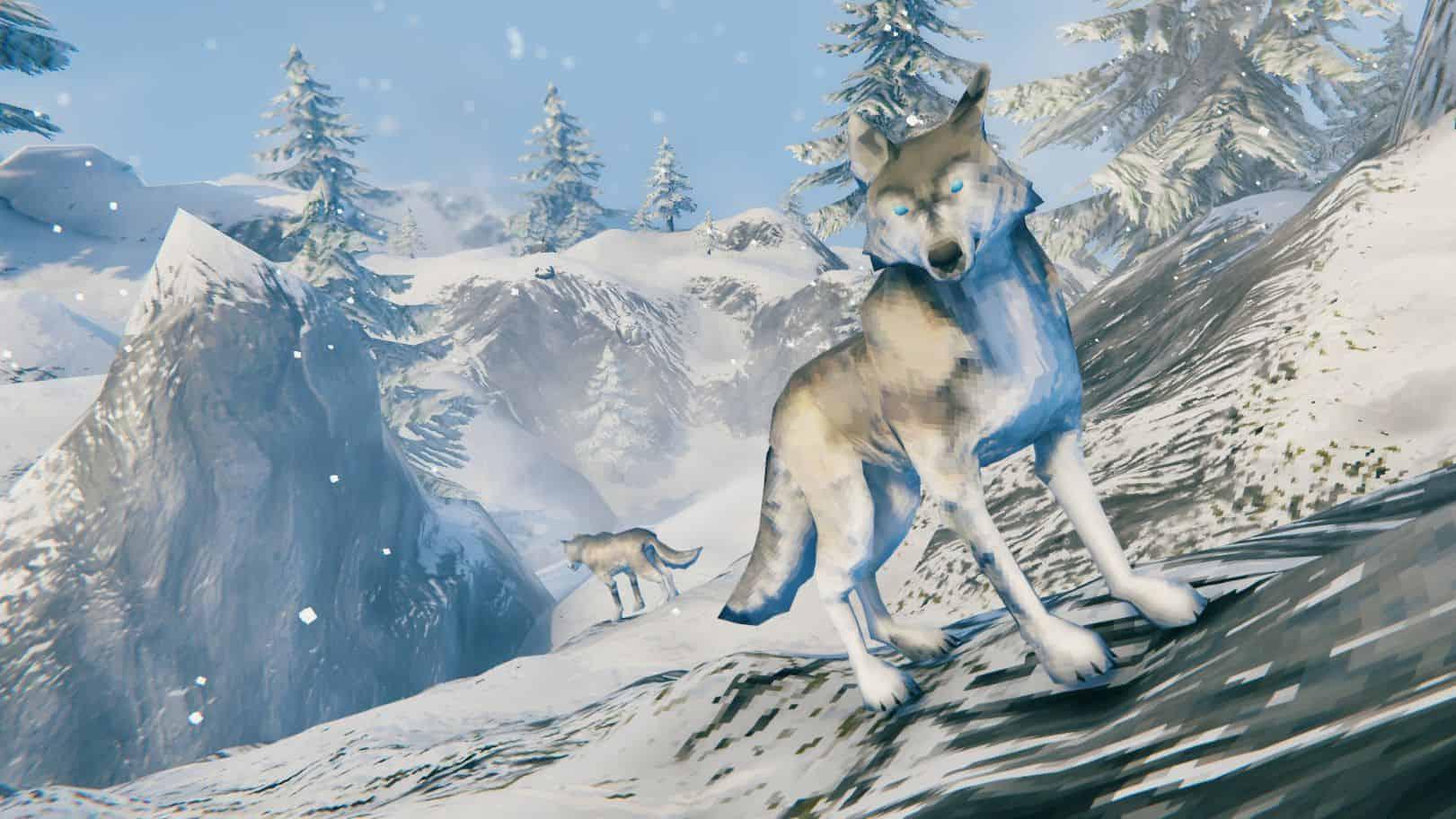 Польза от волков Valheim