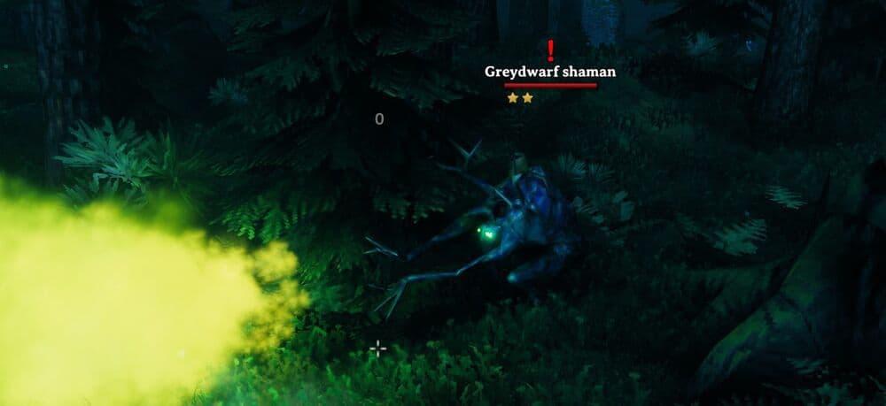 Как убить грейдворфа-шамана valheim