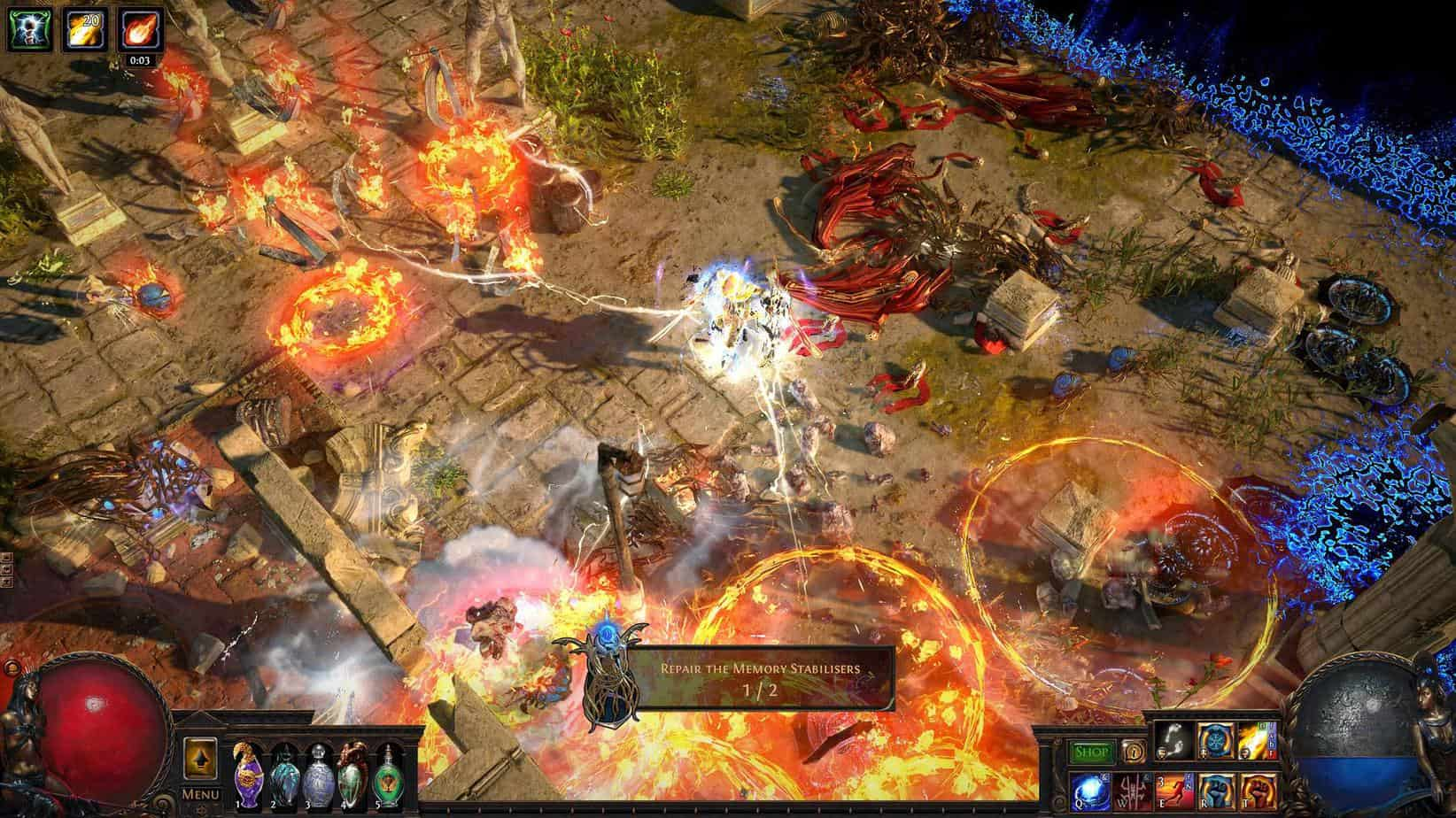 Path of Exile кампания