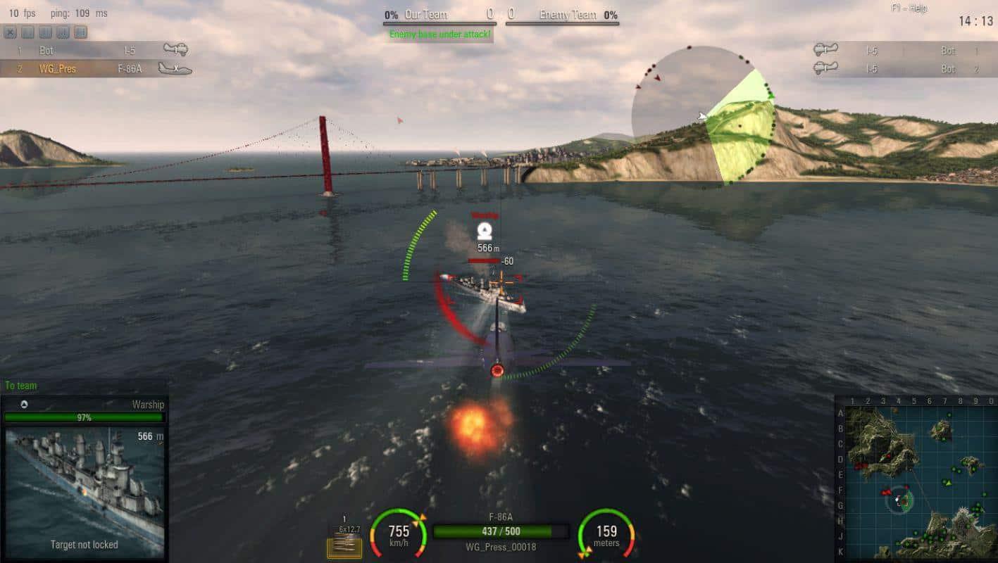 World of Warships авианосцы в игре