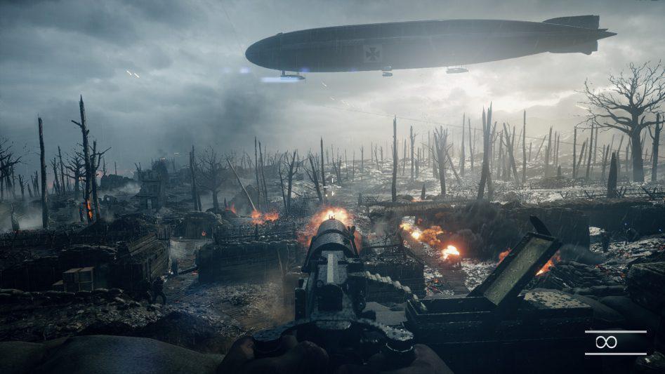 Battlefield 1 командные операции