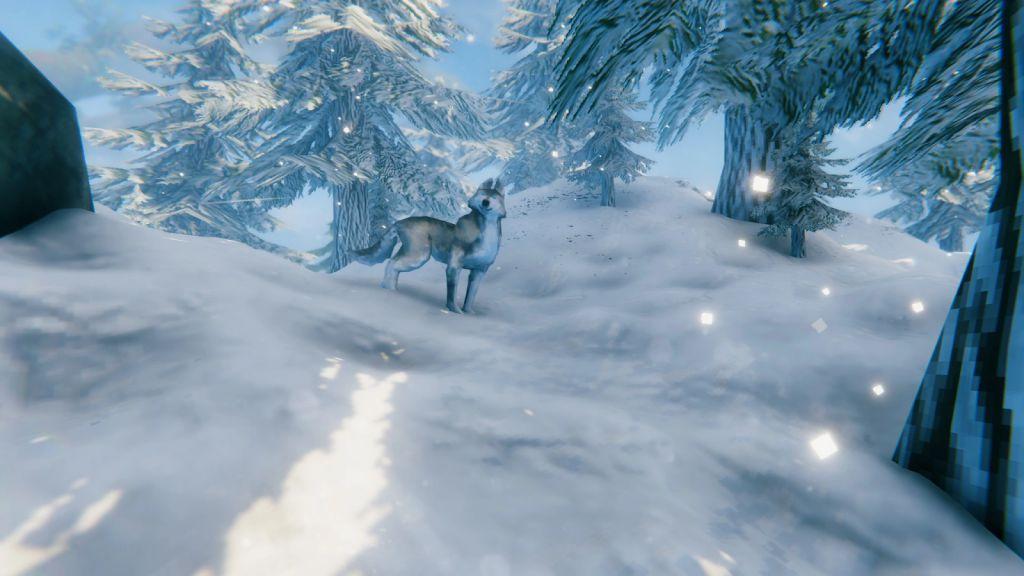 Как убить волка Valheim