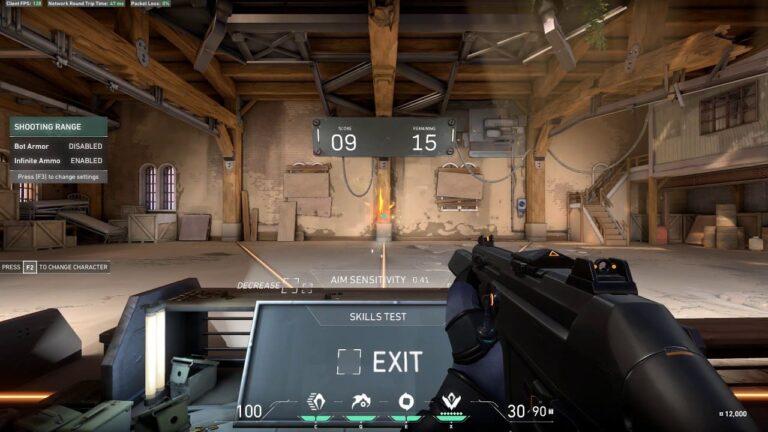 Тактики стрельбы в игре Valorant для игроков