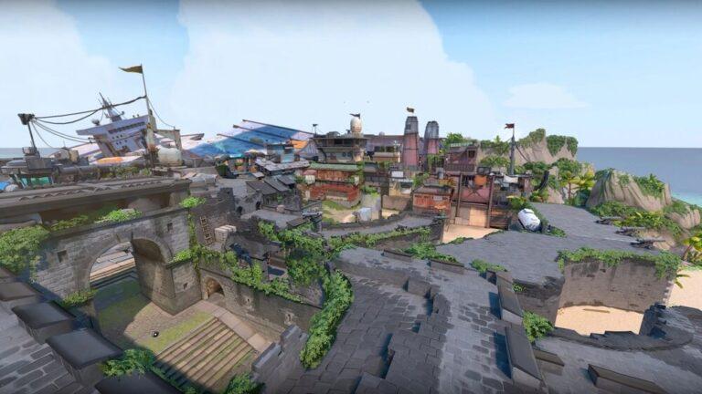 Valorant: обзор карты Breeze в игре