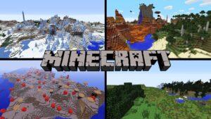 Биомы Minecraft гайд