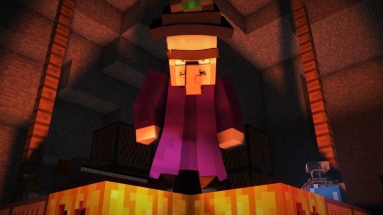 Ведьма Майнкрафт: подробный гайд