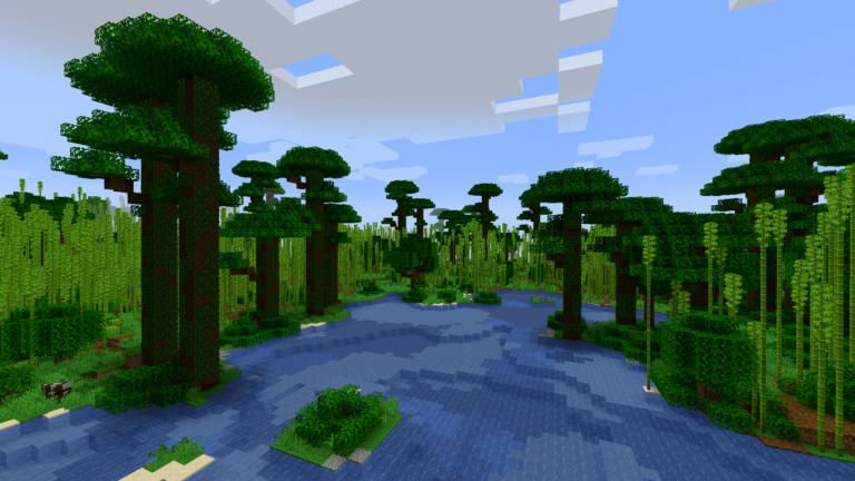 Как найти джунгли в Майнкрафт