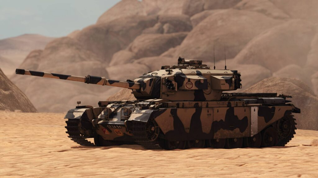 Centurion MK 10 War Thunder