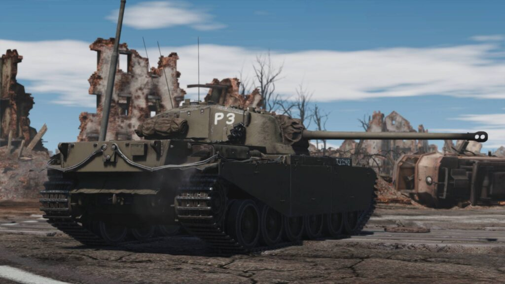 Centurion MK1 War Thunder