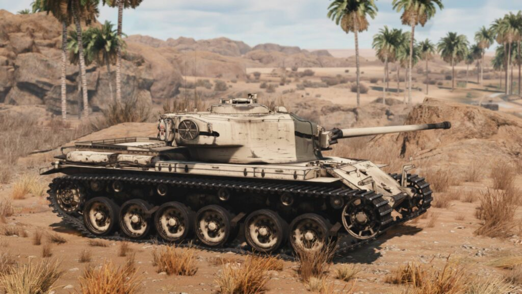 Centurion MK3 War Thunder