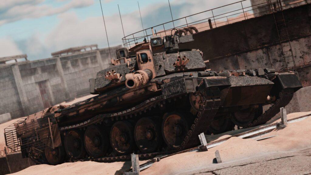Challenger 2 (2F) War Thunder
