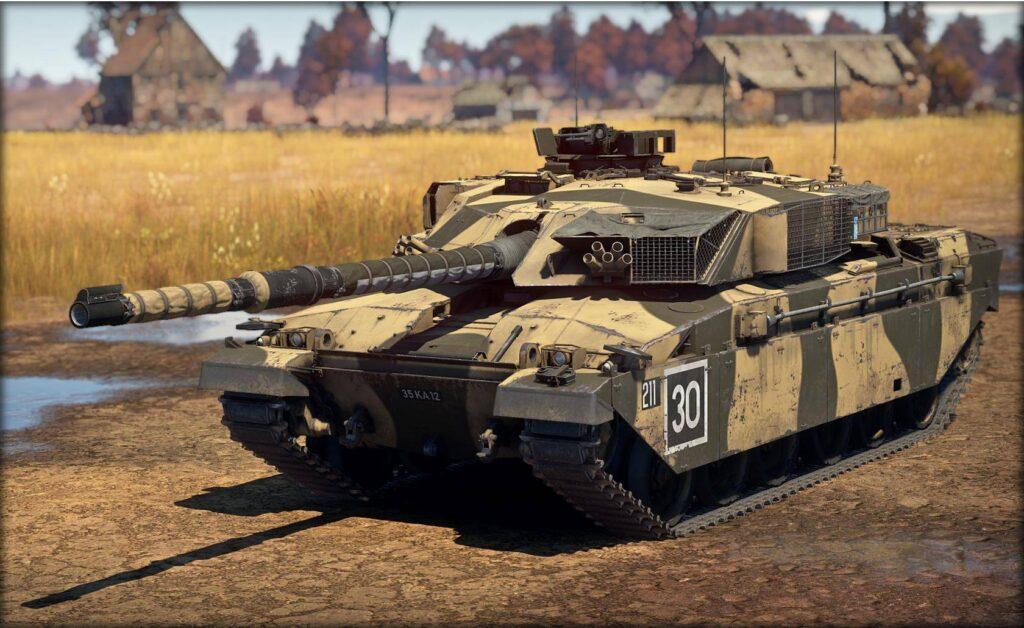 Challenger MK2 War Thunder