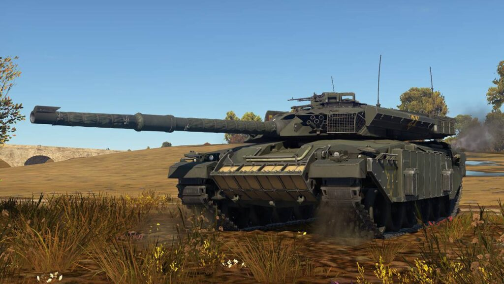 Challenger MK3 War Thunder