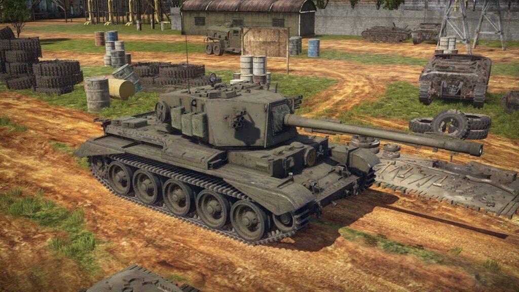 Charioteer MK War Thunder