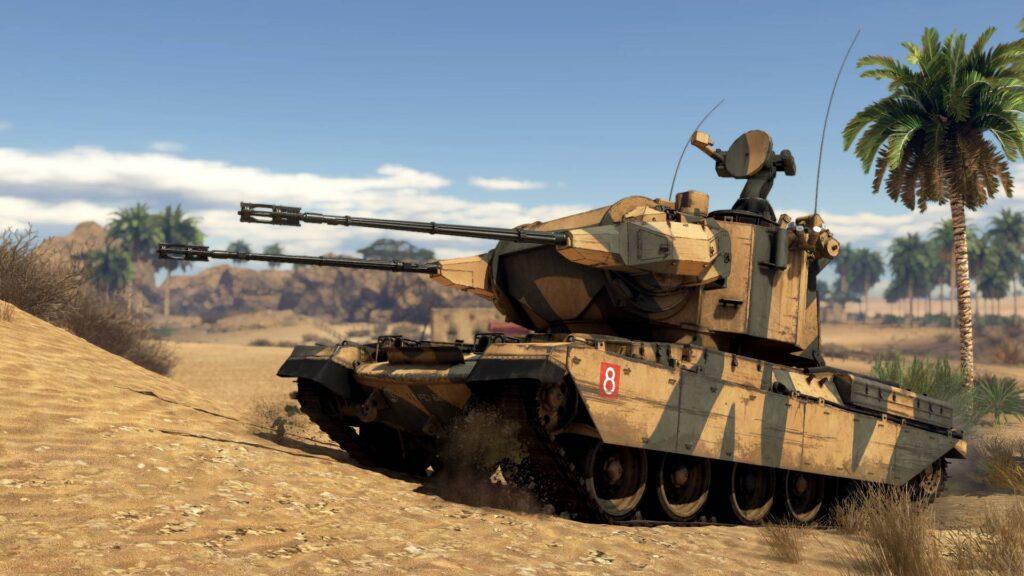 Chiefrain Marksman War Thunder