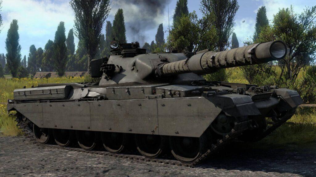 Chieftain 3-5 War Thunder