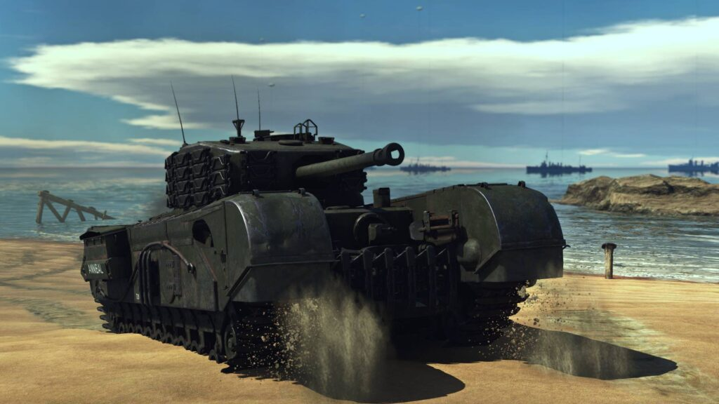 Churchill 7 War Thunder