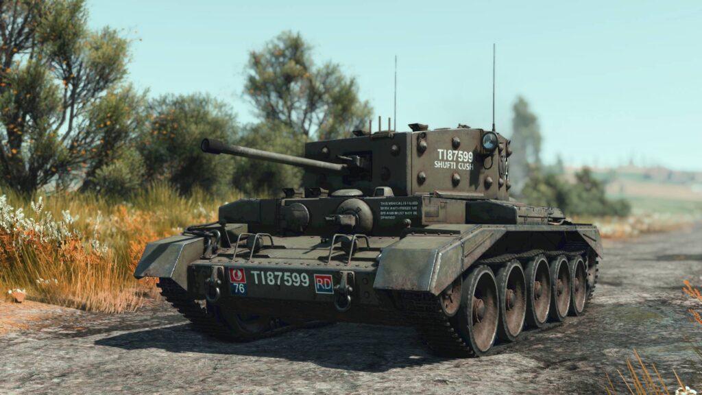Cromwell 1 War Thunder