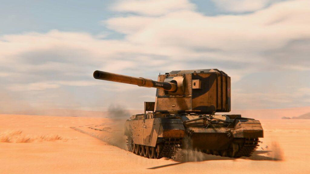 FV4005 War Thunder