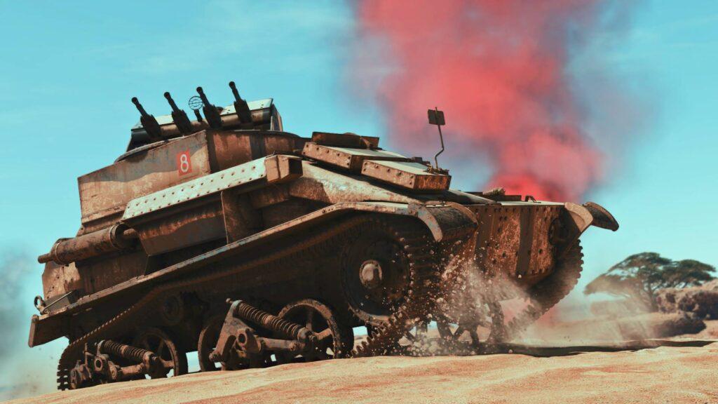 Light AA1 War Thunder