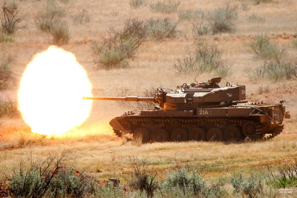 Olifant MK1A War Thunder
