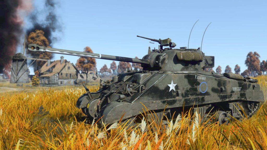 Sherman Firefly War Thunder