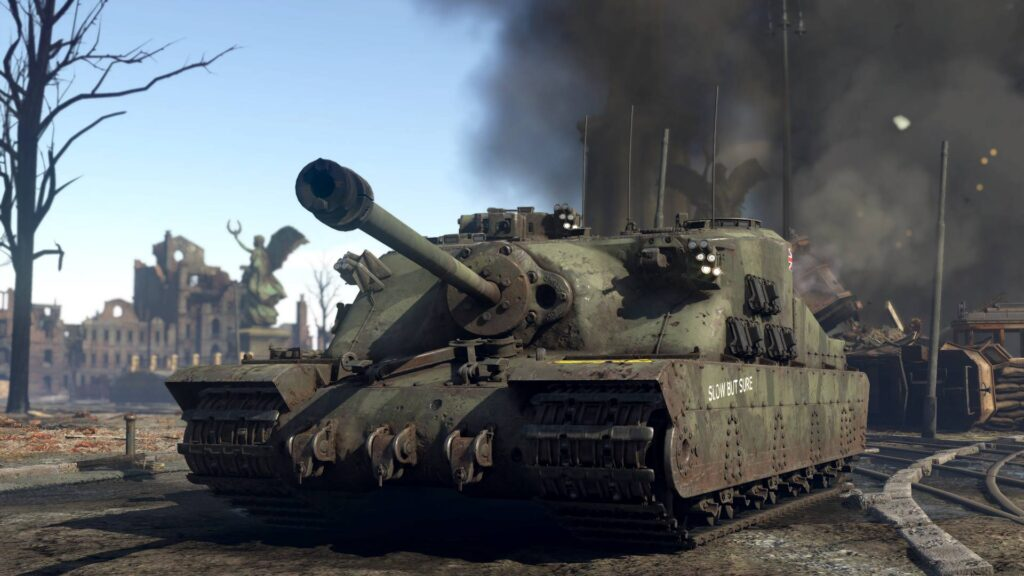 Tortoise War Thunder