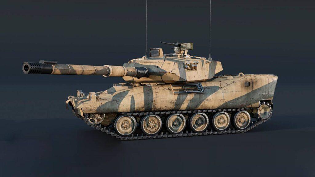 VFM5 War Thunder