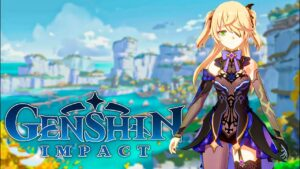 Фишль Genshin Impact