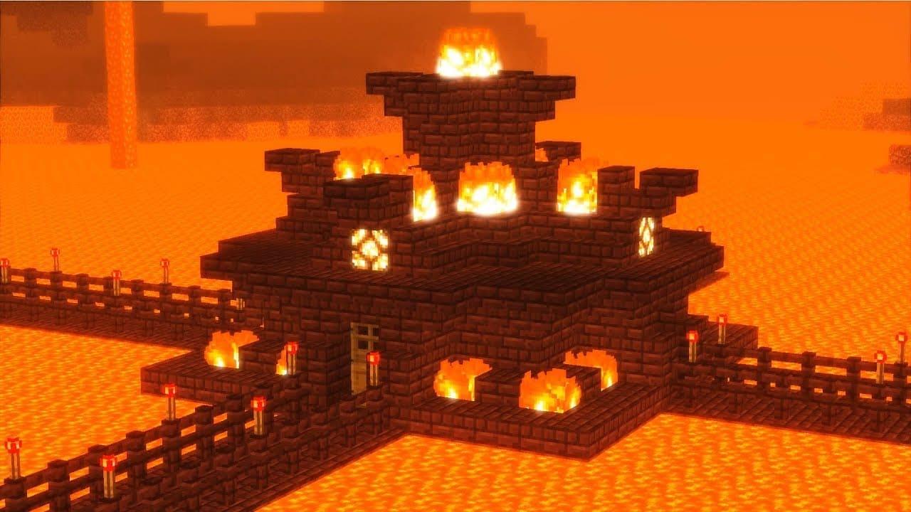 АД в игре Minecraft