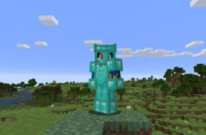 Как сделать броню в Minecraft гайд