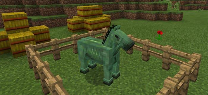 Зомби-лошадь Майнкрафт: как приручить, где найти
