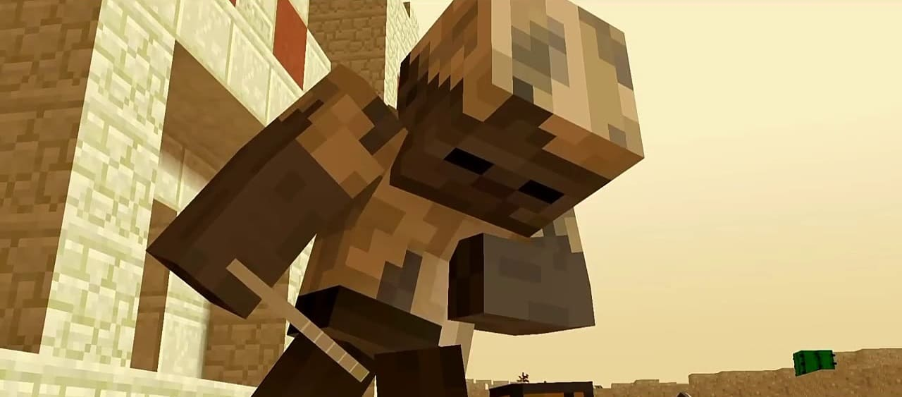 Кадавр Minecraft гайд