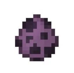 Яйцо призыва шалкера Minecraft